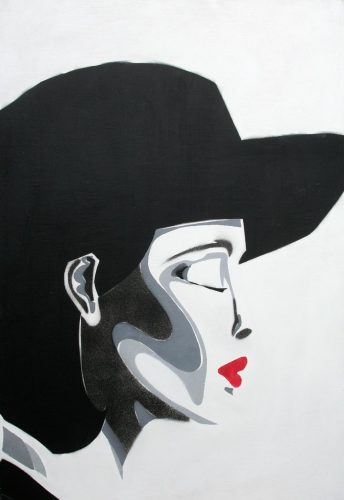 Portrait 93 Abstract - Russ Horne