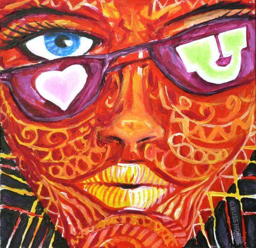 Eye Love U Cool - Russ Horne