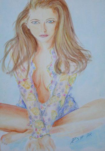 Rebecca GH - Russ Horne