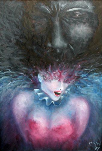Haunted - Russ Horne