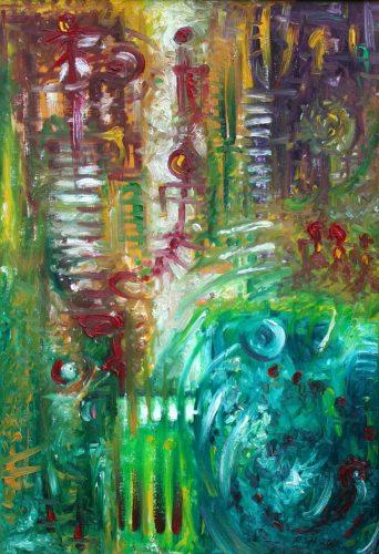 Robot Jungle - Russ Horne