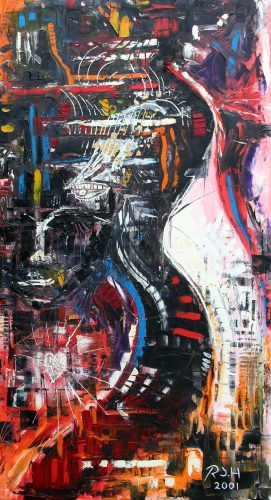 Sacrifice With Minds Eye Wide - Russ Horne