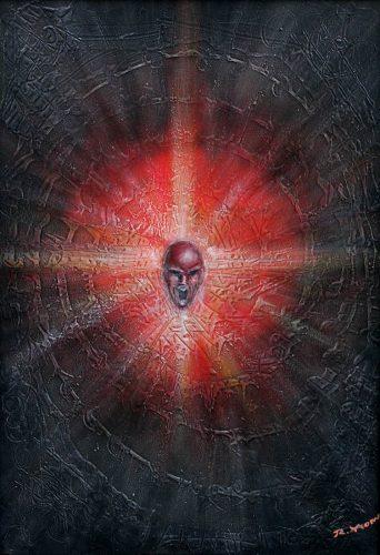 The Scream #1 - Russ Horne