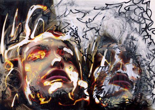 Bleach Sketch #5 - Russ Horne