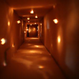 Dark Corridor #3 - Russ Horne